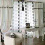 Декоративная тесьма для штор: как пришить