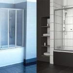 Как выбрать штору для ванной?