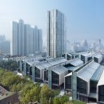 Креативное агентство  GMP закончило строительство делового и торгового квартала в Шанхае