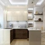 Маленькая кухня – простор для фантазии