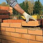 Минусы применения кирпича в строительстве