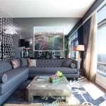 Модульные секционные диваны для гостиных: 10 самых лучших идей!