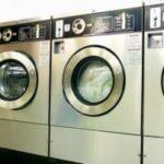 Промышленное использование бытовых стиральных машин