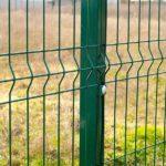 Быстровозводимый забор: экономия времени и сил