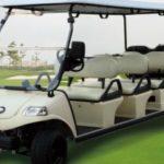 Преимущества гольф-каров